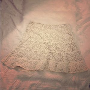 Express Lace Skirt size 6
